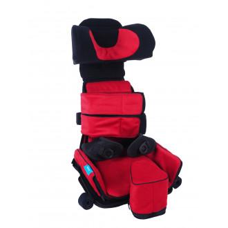 Детское ортопедическое кресло для путешествий LIW TravelSit в