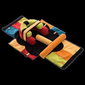 Система ортопедических подушек для детей с ДЦП Firefly by Leckey PlayPack в