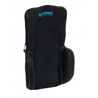 Вакуумная подушка спинки с боковинами Akcesmed BodyMap B+ в