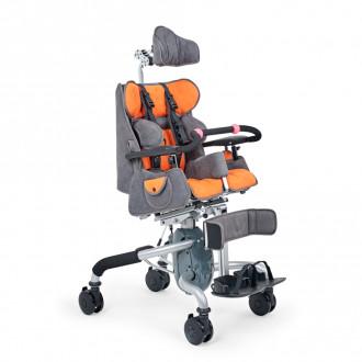 Кресло-коляска для детей с ДЦП комнатная Fumagalli Mitico Dentro в