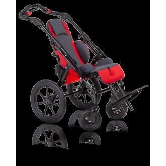 Кресло-коляска прогулочная для детей с ДЦП Hoggi DURO Cross в