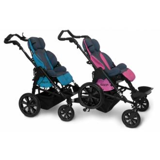 Кресло-коляска прогулочная для детей с ДЦП Hoggi Bingo Evolution double в