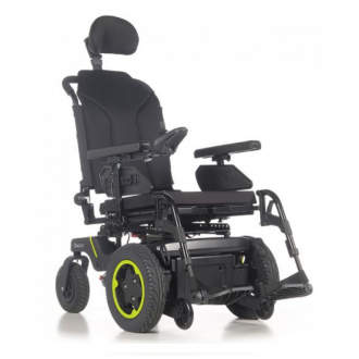 Инвалидная коляска с электроприводом Quickie Q400 F Sedeo Lite в