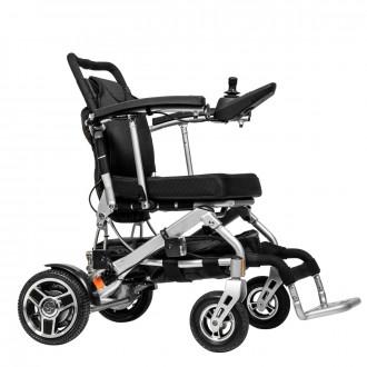 Инвалидная коляска с электроприводом Ortonica Pulse 650 в