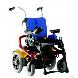 Детская кресло-коляска электрическая Otto Bock Skippy (Скиппи) в