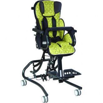 Детская комнатная кресло-коляска ДЦП Patron Froggo в