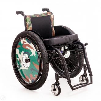 Кресло-коляска инвалидная Катаржина Патриот в
