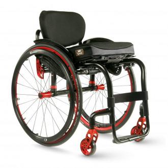 Активная инвалидная коляска Quickie Helium в