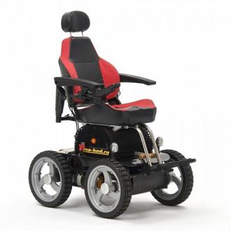 Инвалидная коляска с электроприводом  Observer Максимус 4х4 в