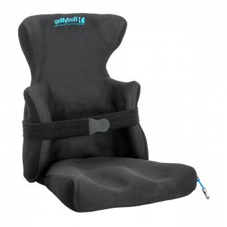 Вакуумное кресло с боковиной и подголовниками Akcesmed Bodymap AC в