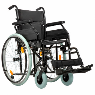 Кресло-коляска с ручным приводом Ortonica Base 110 в