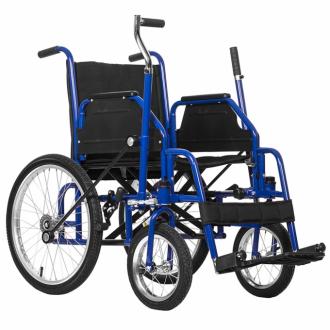 Кресло-коляска с рычажным приводом Ortonica Base 145 в