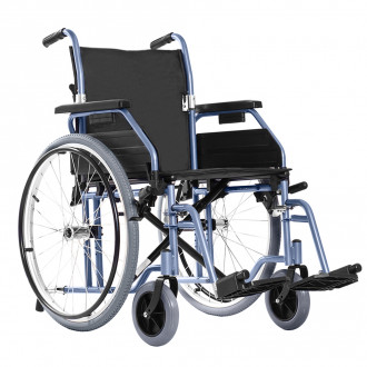 Кресло-коляска с ручным приводом Ortonica Base 180 в