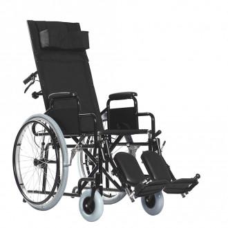 Кресло-коляска с высокой спинкой Ortonica Base 155 в