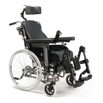 Кресло-коляска с ручным приводом Vermeiren Inovys II-E (electrical version) в