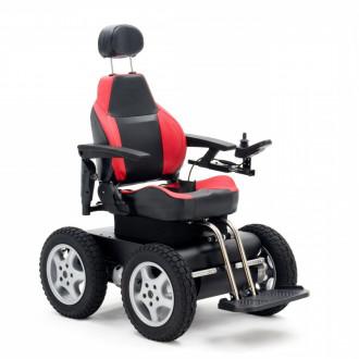 Инвалидная коляска с электроприводом Observer Оптимус 4х4 в