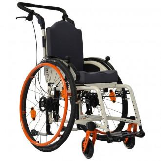 Активная кресло-коляска с жесткой рамой Sorg Vector в