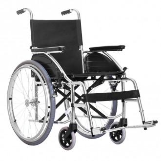 Кресло-коляска с ручным приводом Ortonica BASE 100 AL (Base 160) в