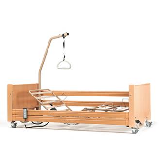 Многофункциональная кровать с электроприводом Vermeiren LUNA X-Low в
