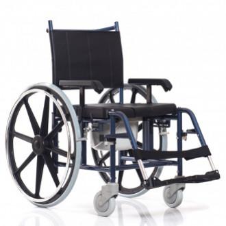 Кресло-коляска с санитарным оснащением Ortonica TU89 в