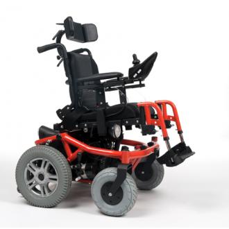 Кресло-коляска c электроприводом Vermeiren Forest kids  в