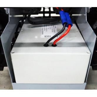 Литиевый аккумулятор 24В, 60А*ч - до 40 км в
