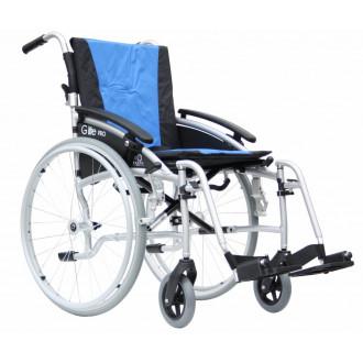 Кресло-коляска с ручным приводом  Excel G-Lite Pro 24 в