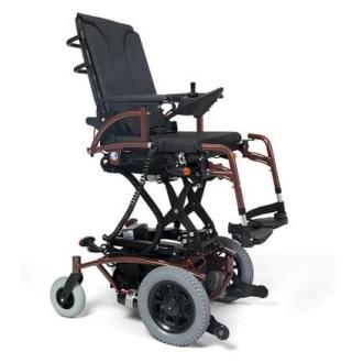 Инвалидная коляска с электроприводом Vermeiren Navix Lift в
