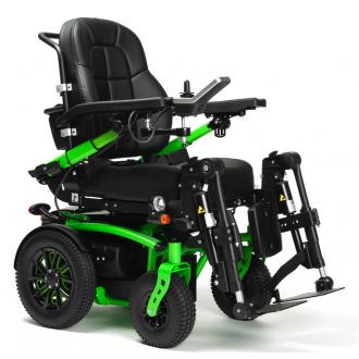 Инвалидная коляска с электроприводом  Vermeiren Forest 3 в