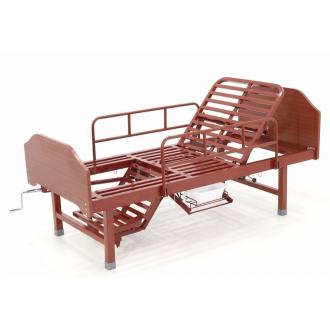 Кровать механическая с туалетным устройством и функцией «кардиокресло» Е-49 (MM-912Н) в