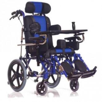Инвалидная детская кресло-коляска Ortonica Olvia 20 в