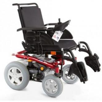 Инвалидная коляска с электроприводом Invacare Kite в