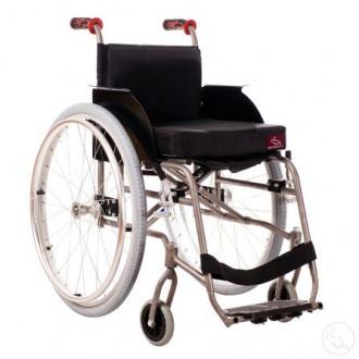 Кресло-коляска активного типаКатаржина Крошка Ру «Титан» в