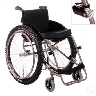 Кресло-коляска активного типа Катаржина Пикник «Экстрим» в