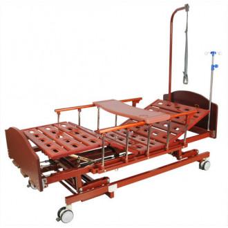 Кровать c механ.приводом Belberg 31-026H,3 функц. с ростоматом ЛДСП (без матраса) в