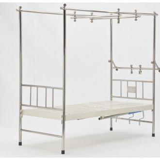 Кровать c механ.приводом Belberg 46-43, 2 функц. тракционная система (без матраса) в