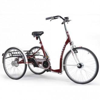 Велосипед трёхколёсный Vermeiren Liberty в