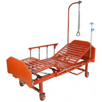 Кровать c механ.приводом Belberg 8-118H, 2 функц. ЛДСП (без матраса+столик) в