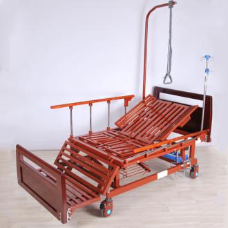 Кровать с механ.приводом Belberg 45A-152H, 5 функц. туал.устр. ЛДСП в