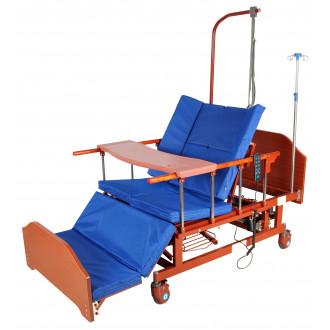 Кровать с электроприводом Belberg 11A-121Н, 5 функц. туал.устр. ЛДСП в