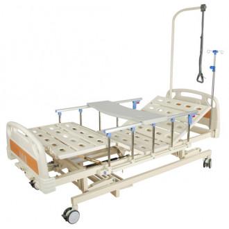Кровать с механ.приводом Belberg 31-26H, 3 функц.(без матраса+столик) в
