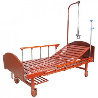 Кровать с механ.приводом Belberg 17B-01H, 1 функция ЛДСП (без матраса + столик) в