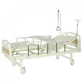 Кровать c механ.приводом Belberg 8-18ПЛН, 2 функц. ЛДСП (без матраса+столик) в