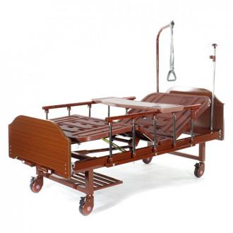 Кровать c механ.приводом Belberg 8-118ПЛН, 2 функц. ЛДСП (без матраса+столик) в
