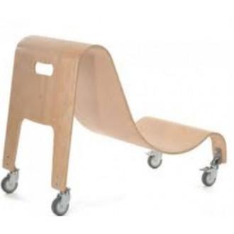 Мобильная деревянная база для кресла Special Tomato Sitter в
