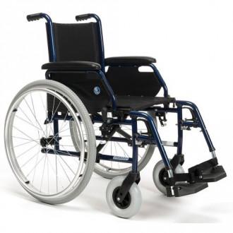 Кресло-коляска с ручным приводом Vermeiren Jazz S50