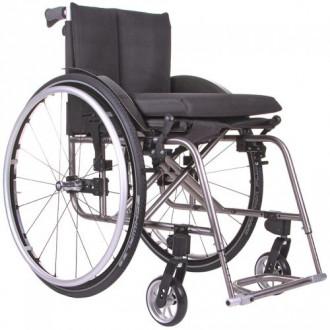Кресло-коляска Преодоление Гармония 2 в
