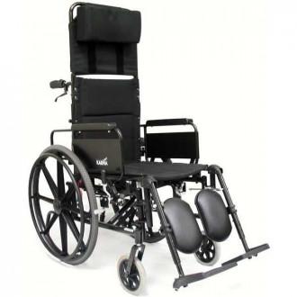 Кресло-коляска с ручным приводом Karma Ergo 504 в
