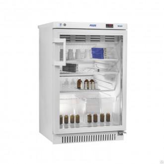 Холодильник фармацевтический малогабаритный ХФ-140-1 со стеклянной дверью (140 л) в