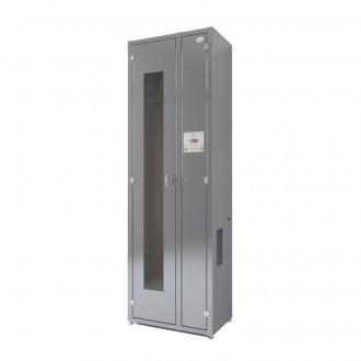 Шкаф для хранения эндоскопов «СПДС-2-ШСК» с продувкой и сушкой каналов в